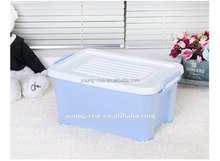 custom corrugated plastic mobile tool boxes with handle