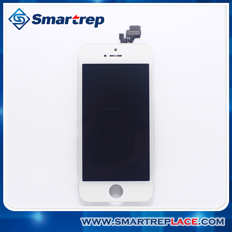 Mobile phone LCD assembly for iphone 5 5G LCD touch screen display