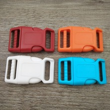 1'' Plastic Two-way Connecting Backpack buckle