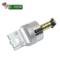 T20 7440 30smd 3020 super canbus turn singal car led light white red amber