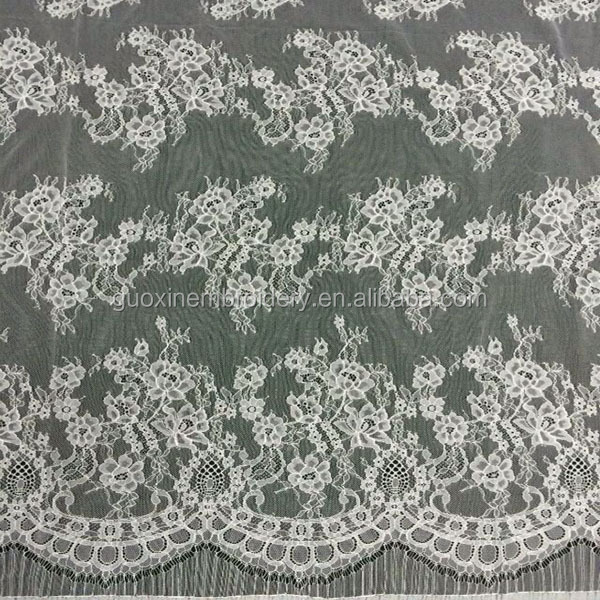 2015 French lace/guipure lace/embroidery lace for wedding accessories