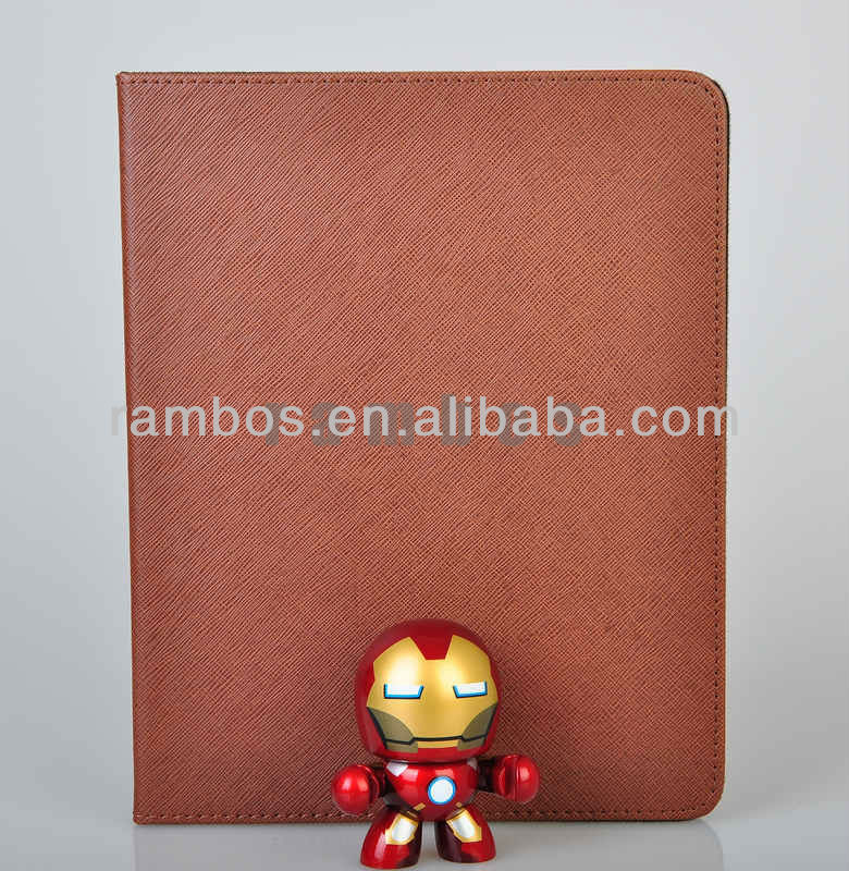 PU Leather Folio Tablet Case Cover Stand Pouch for ipad 2 3 4