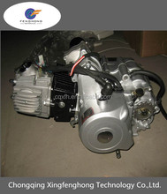 Horizontal motorcycle 110cc engine for sale 4 Stroke high quality electric kick start