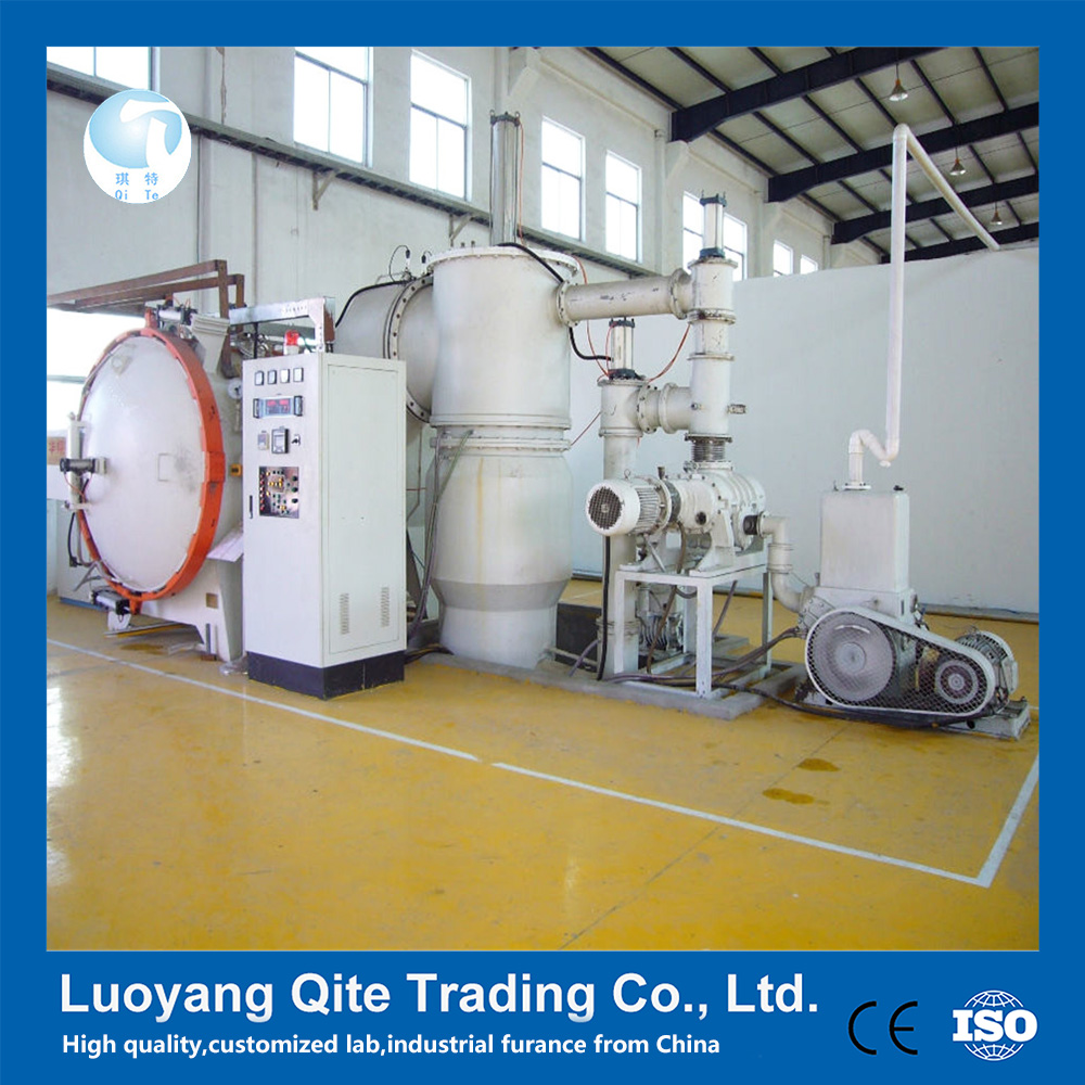 Factory price high efficiency vacuum high pressure gas quenching furnace
