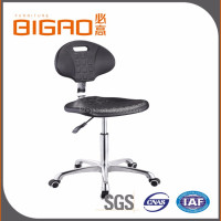 Foshan High quality adjustable Swivel Comerical Industrial furniture Doctor Stool with wheel used laboratory