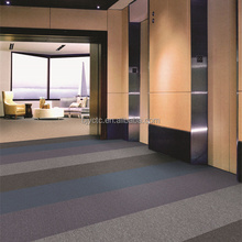 2018 hot selling 100% PP PVC backing plain loop pile tufted carpet of office,hotel,livingroom use