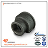 black pipe fitting 60 degree elbow