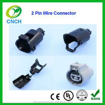 Electric 2 Way Wire Connector Housing