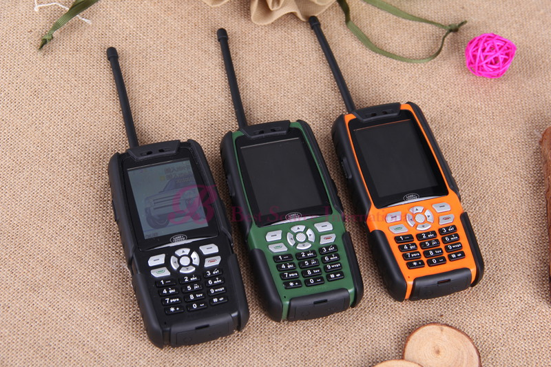IP67 Waterproof Rugged Phone Anti-shock Dual SIM Card Long Standby Mobile phone