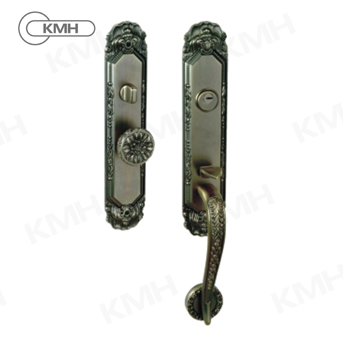 2018 Italian Design Door Handle Lock , Main Door Handle