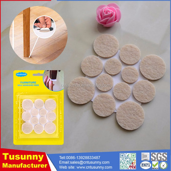 2017 furniture sticky pads adhesive pads