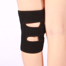 nylon elastic leg support knee wrap support brace orthopedic adjustable bandage