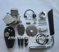 2 stroke 80cc gas bicycle engine kit/motorised bicycles/gasoline bicycle engine kit