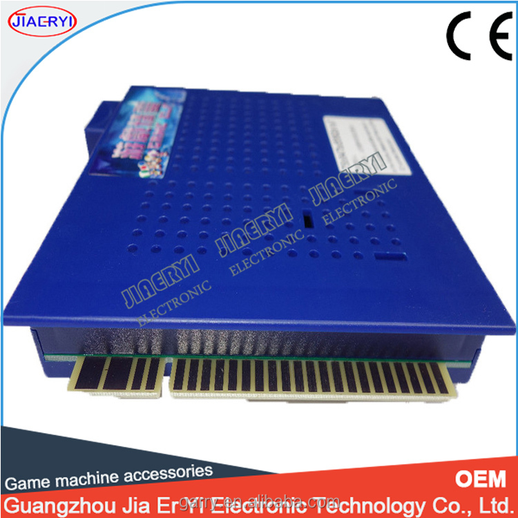 New Arrival Arcade Jamma Game Board Elf 621 In 1 for CGA monitor and LCD VGA horizontal monitor game machine/arcade cabinet