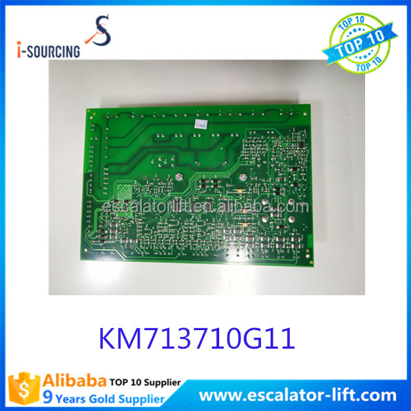 Manufacturer selling PCB KM606040G01 elevator control panel board