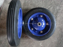 "13""x3"" Solid Barrow Wheel /Solid Rubber Wheel with high quality and proper price"