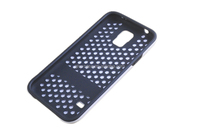 Double protection rugged phone case for samsung i9600
