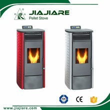 High quantity and econdary combustion portable wood pellet stove, china pellet burner