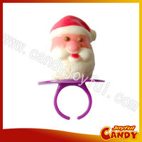 Hard Christmas ring candy