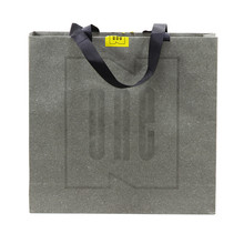 Eco Friendly Custom Shopping Wholesale Paper Bag Durable With Handle