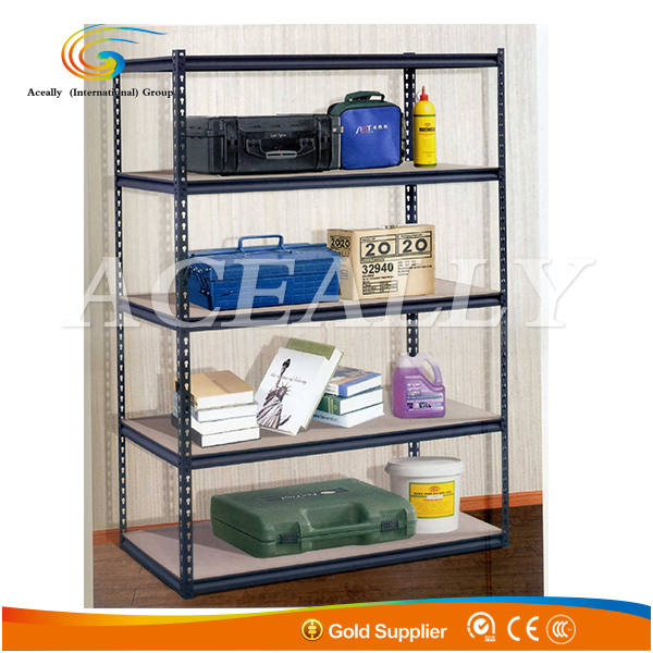 Boltless Steel Stockroom Shelving