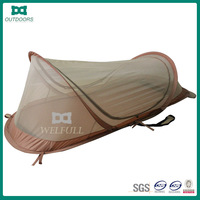 1 man person military pop up camping tent