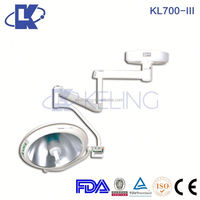 shadow less led operating light small battery operated lights surgical examination light