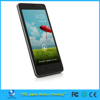 THL 5000 Smartphone Android 4.4 MT6592 turbo NFC 5000mAh Battery Mobile Phones THL 4400 octa core 5.0 FHD Gorilla