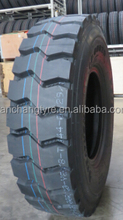 Thailand rubber used 10.00R20 bus tire, hot size for Middle East market