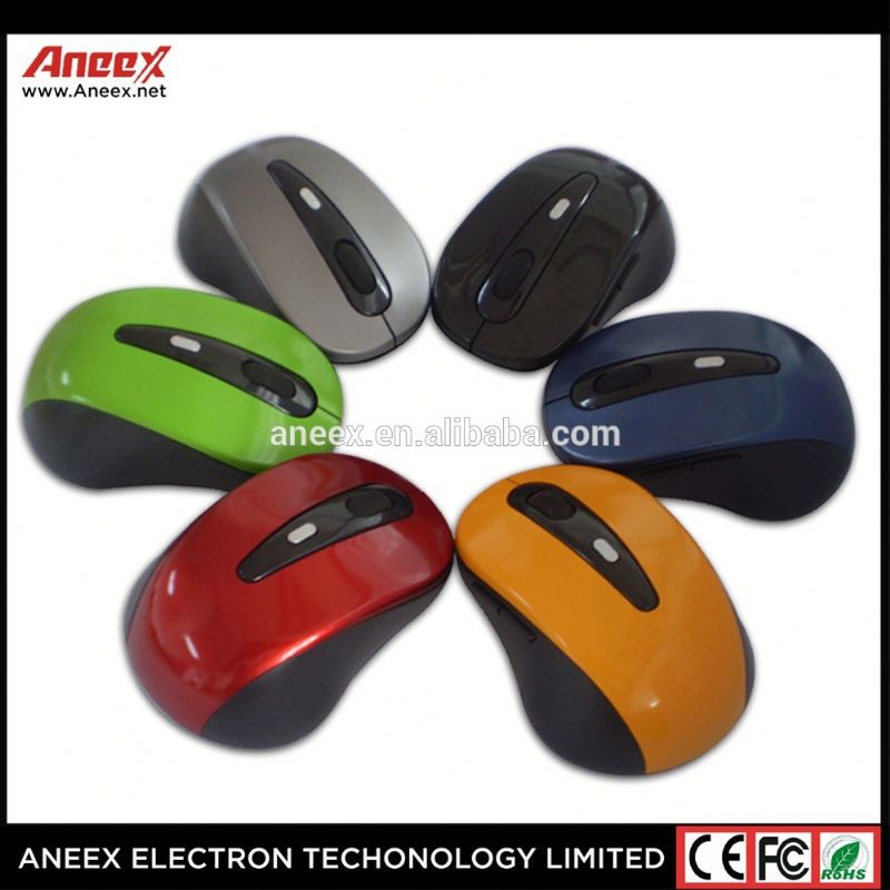 2.4 g ultra-thin wireless mouse DA1 cool design wireless mouse