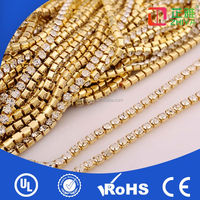 wholesela string of rhinestones, decorations for women's shoes