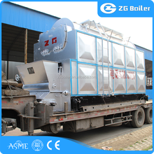 2-20T biomass steam boiler chain grite compayer boiler batu bara