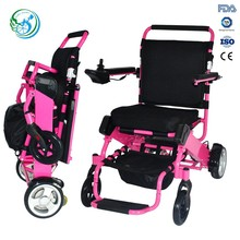CE Folding electric wheelchair lithium battery 24V 10AH