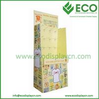 Floor Display Stand Grocery Store Ornament Display Rack,Cardboard Display Shelf
