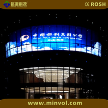transparent outdoor advertising led display screen XXX video
