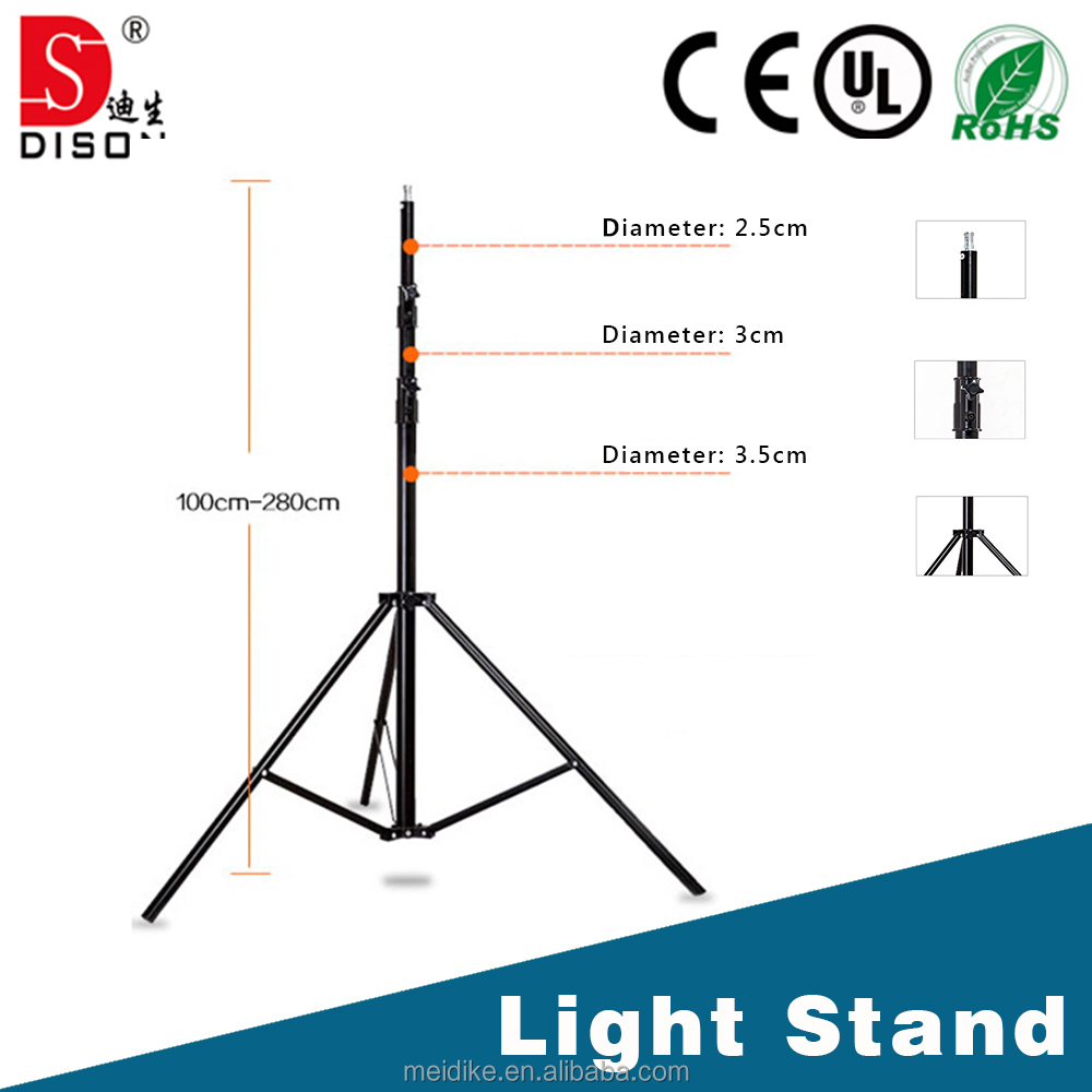 flexible folding photo light stand