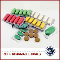 600mg 2500mg 150mg 300mg 500mg Albendazole 400mg Tablet / Bolus For Cattle Camel