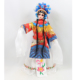 Chinese cultural Beijing opera theme collectible dolls movable action figure