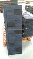 0.4mm Al-Zn Steel Sheet Material Stone coated Metal Roof Tile Building Manufacturer