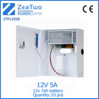 ZEATWO 12v 5a Power Box Electrical