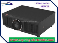 Rich features Full 3D Outdoor Venue Projector DLP 3D High Brightness 16000 Lumens led projector 1920x1080