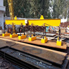 factory directly sale scraps electro magnet lifter, powerful magnet lifter