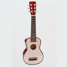"21"" Solid Wood Musical Instruments Guitar Acoustic for Kids"