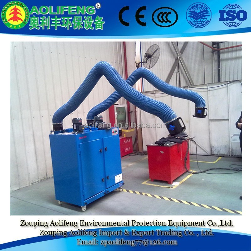 Smoke Filter System Welding fume collector