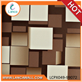 modern style china waterproof wallpaper decoration 3d wall price