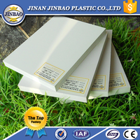 Wall panel good quality white laminated pvc sheet