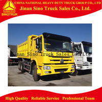 Sino HOWO 6x4 sand tipper truck for sale