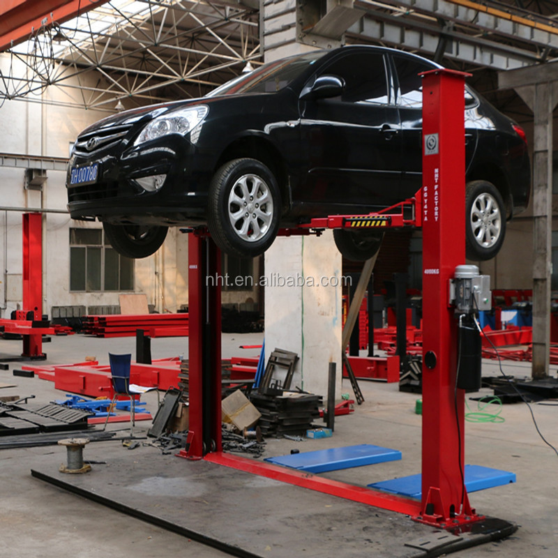High Quality Factory CE ISO Certificate Hydraulic Two Post Car Lift Car Auto Hoist