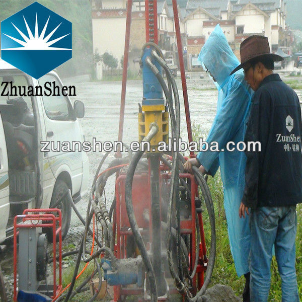 portable core drill,plant,Geophysical prospecting drill