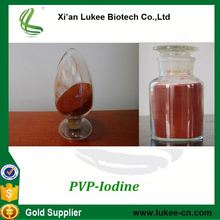 High quality Copovidone PVP-I for pharmaceutical excipient chemical